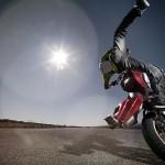 Motor bike Stunt rider