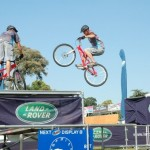 Trial Bike Stunt Shows - Product Launches