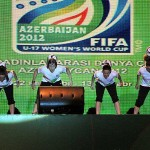 Female Freestyler Football Show - Sporting Events