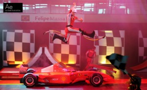 Motor Show Entertainers