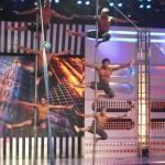 gala dinner acrobatic Show