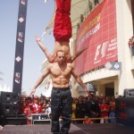 Acrobatic Entertainers for F1 Events