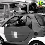 Smart Car Promo Event