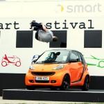 Parkour Free running Car Show