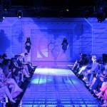 Parkour stage show