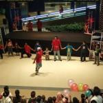 Dance entertainment