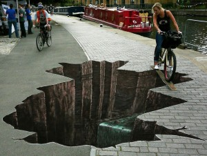 Street Marketing 3d art