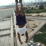 Building Handstand