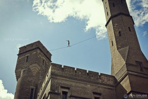 High Wire Stunts