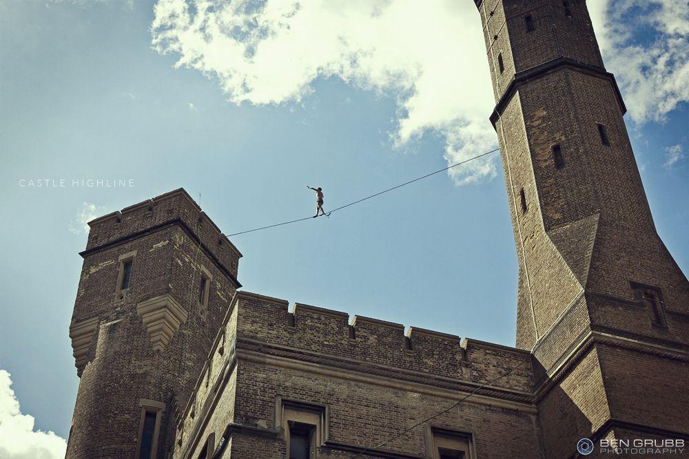 High Wire Stunts