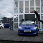 Parkour free runners - Car Promotion