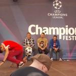 F3 Freetstyle Football Tour London Champion