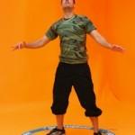 Freestyle Head Balance