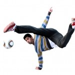 Acrobatic Freestyle Football