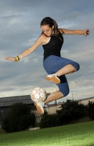 Football entertainer