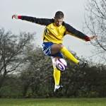 Football performer