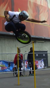 Extreme Unicycle Entertainer