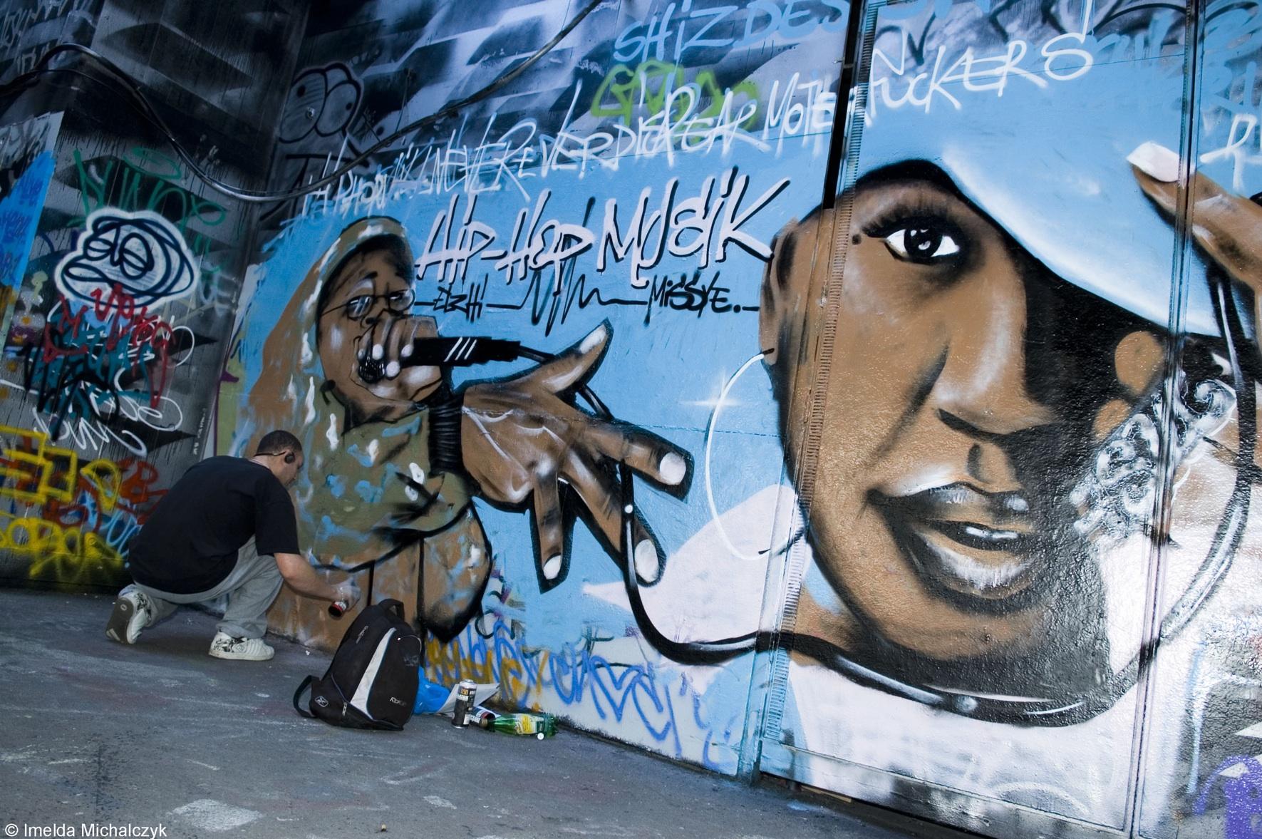 Рэп картинки и граффити