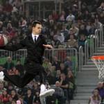 Basketball Dunk Spectacular