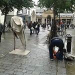 Living Statue - London