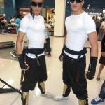Martial Arts Live Show Costumes