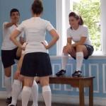 Tap Dancers- football