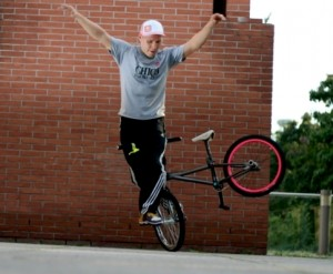 BMX Flatland Entertainers