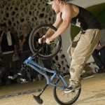 BMX Freestyler for events