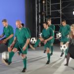 Football Ball tricks commercial