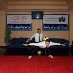 Freestyle Footballers in Dubai UAE
