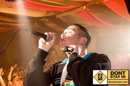 Beatboxer performer UK