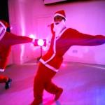 Father Christmas Dance Show