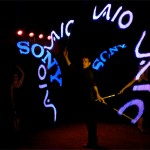 Light LED Pixel Poi Artists