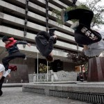 Parkour Free run group
