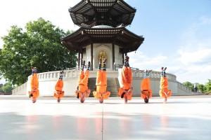 Shoulin Monk Show