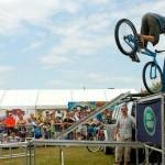 Mountain Trial Bike Entertainment
