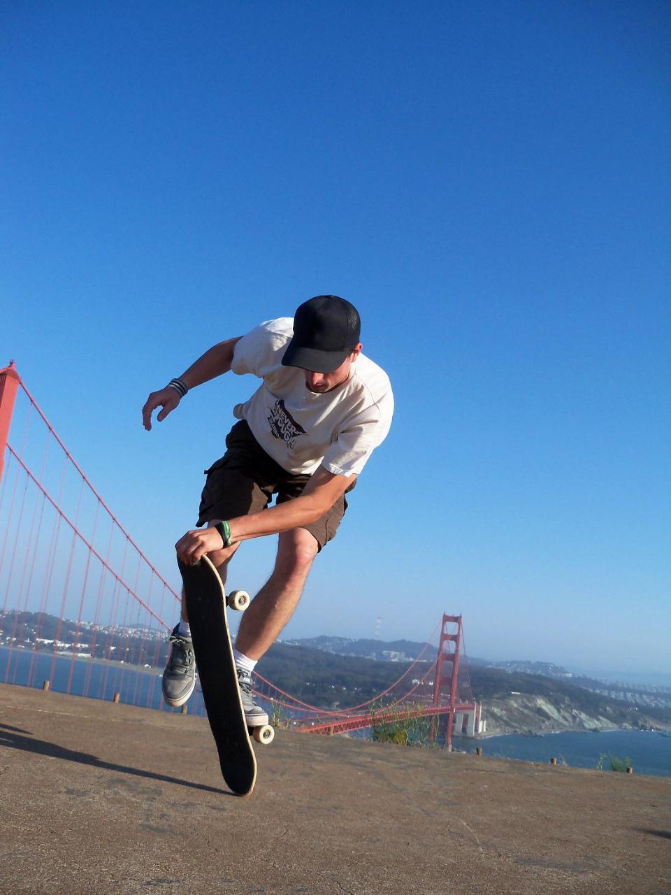 Skateboard Stunts
