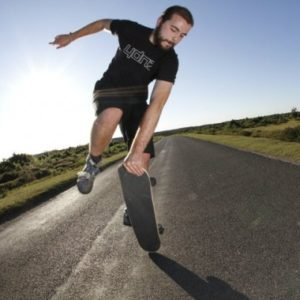 Skateboard Freestyler