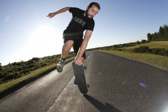 Skateboard Freestyler
