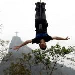 Pogo Stunt entertainers