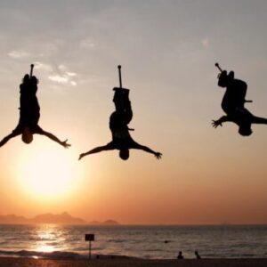 Pogo Stick Stunt Spectacular