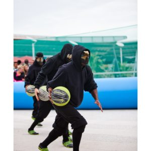 Street urban basketball Show