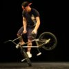 BMX entertainer