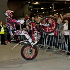 Motor bike Stunt Show