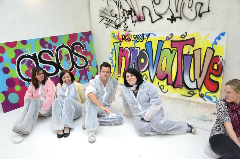 Company Graffiti Workshops