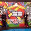 Company Graffiti Decoration