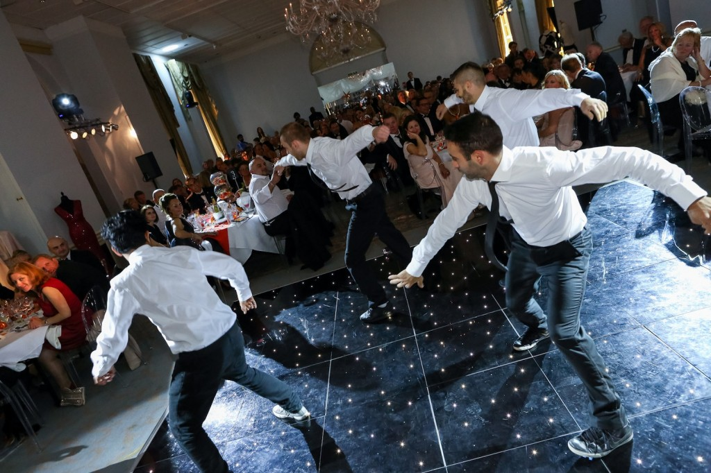 Breakdancers for Barmitzvahs