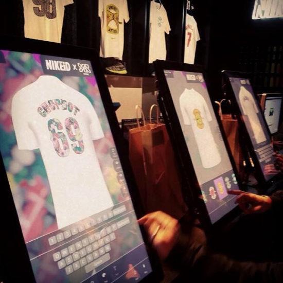Digital T-Shirt Design for Events