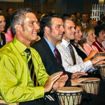 Drumming Workshop team building