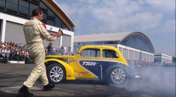 Stunt Car entertainment